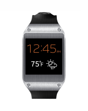Samsung Galaxy Gear Smartwatch- Retail Packaging - Jet Black