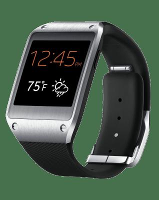 Samsung Galaxy Gear Smartwatch- Retail Packaging - Jet Black