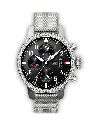 Bestdon Montre Suisse Sport Quartz Analog Six Hands Black