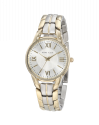 Anne Klein Women's 10-9815SVTT Two-Tone Bracelet Watch